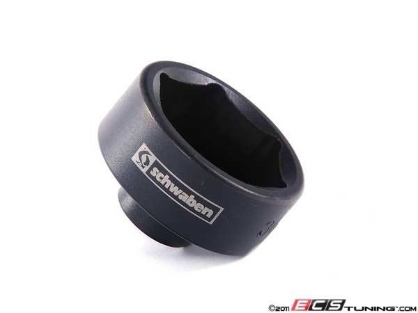 "36mm 6-Point Oil Filter Socket - 3/8"" Drive"