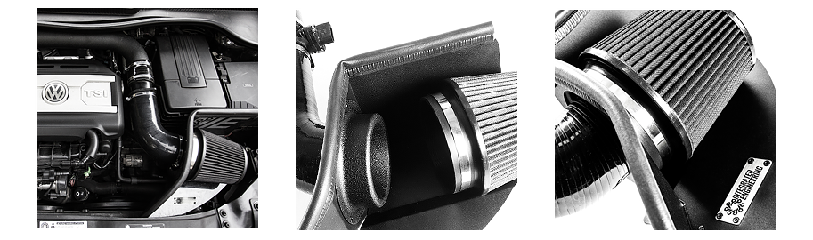 MK6 GTI Cold Air Intake Install Pics