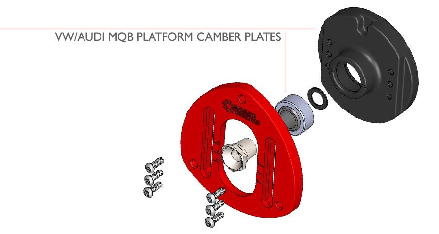 mk7 camber plates
